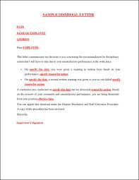 Free 39 Free Termination Letter Samples Templates In Word