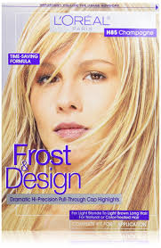 L Oreal Paris Frost And Design Highlights Champagne Buy Loreal Paris Frost And Design Highlights Champagne In