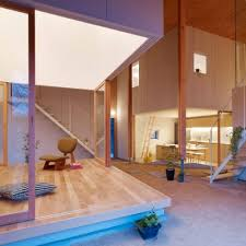 japanese office design. Suppose Design Office Creates 21st-century Take On Traditional Japanese Doma N