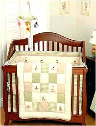 classic winnie the pooh baby bedding the pooh nursery bedding set crib theme for baby with classic winnie the pooh baby bedding