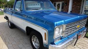 Pickup chevy c10 pickup truck : 1976 Chevrolet C10 Pickup | G52 | Kissimmee 2014