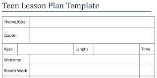 Kindergarten Daily Lesson Plan Free Format Download Class Template ...
