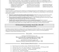 Amazing Sample Consulting Resume Mckinsey Ideas Simple Resume