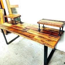 rustic office desks. Rustic Office Desk Plans Design Intended For Furniture Old World Desks