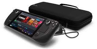 Steam Deck, Steam's portable console is ...