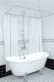 tub shower curtain shower curtains for tubs best bathtub ideas on tubs oval shower curtain rod tub shower curtain