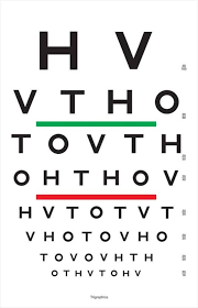 Where Can I Buy An Eye Chart Vision Eye Chart Paper Print Children Decorative Posters