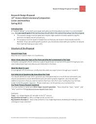 Software Design Proposal Template Business Templates For