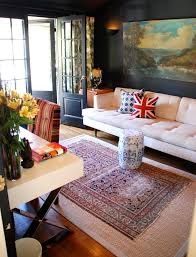 chic mohawk area rugs in home office eclectic with professional office decorating ideas next to most popular granite colors alongside black leather sofa