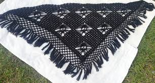 Skull Crochet Pattern Amazing Crochet Skull Shawl CROCHET