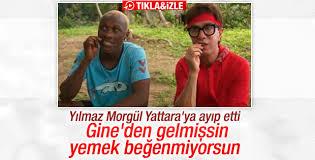 Survivor'da Yılmaz Morgül'le Yattara kavga etti