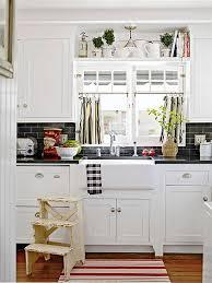 Above Kitchen Cabinets Ideas Custom Decoration