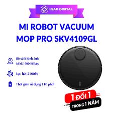Robot Hút Bụi Xiaomi Mi Robot Vacuum Mop P - Hàng Chính Hãng - Bảo hành  chính hãng 12 Tháng