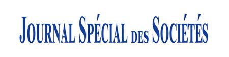 Me MANGEOT dans le JOURNAL SPECIAL DES SOCIETES - Mangeot Avocat