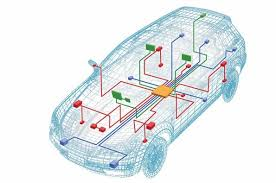 smart fuse reduces cost, weight of automotive wiring harness Simple Car Wiring Diagram at Reddit Car Wiring Diagrams