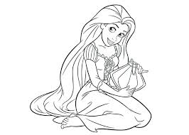 Coloring Pages Free Printable Princess Free Princess Coloring Pages