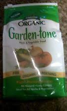 espoma garden tone. espoma garden-tone plant food for herbs, vegetables 4 garden tone