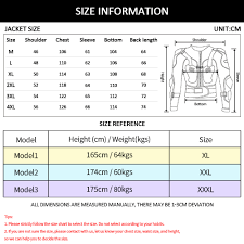 Riding Tribe Motorcycle Racing Armor Motocross Jacket Body Armour Shield Off Road Safety Protection Chest Spine Protector Hx P13