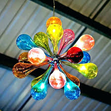 chandeliers with colored glass full image for multi gypsy chandelier exciting beaded g colorful chandelier multi colored