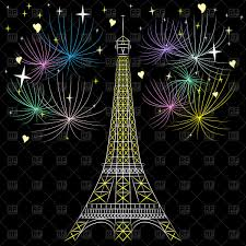Image result for a night in paris clipart