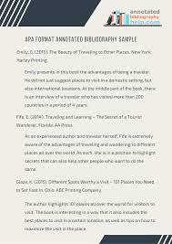 Annotated Bibliography Mla Format Ataumberglauf Verbandcom