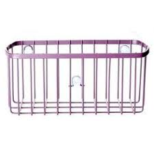 wilko wire storage basket pink home pinterest wire storage Wilkinson Wire Colours this rectangular chrome plated iron bathroom organiser from aquaracks is easy to secure with its large suction pads and is available in a choice of colours Basic Electrical Wiring Diagrams