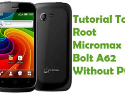How To Root Micromax Bolt A62 Using ...