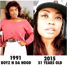 Alysia Rogers from Boys in da hood and house party movies. Can't ...