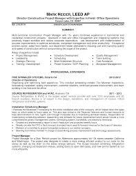 construction manager resume  tomorrowworld co   superintendent resume superintendent resume    construction manager resume
