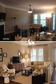 living room furniture layout ideas. before and after vinings living room living room furniture layout ideas