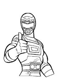 Free Power Ranger Coloring Pages Beautiful Download Free Printable