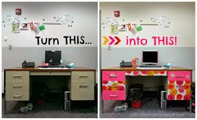 office desk decorating. How To Decorate Office Desk. Your Space {Part 1} Desk Decorating O