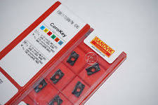 sandvik inserts. (10/pack) sandvik carbide inserts r390-11 t3 08m-pm / sandvik t