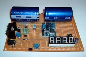the forever rechargeable variable super capacitor battery 4 steps