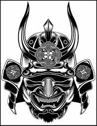 Black White Oriental Drawings Google Search Sleeve самурай