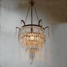 four tier hanging chandelier no 3
