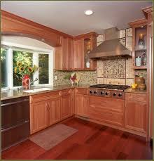 Light Wood Kitchen Color Ideas For Kitchen With Light Wood Cabinets Home Design Ideas