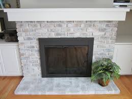 How To White Wash How To Whitewash A Fireplace Home Staging In Bloomington Illinois