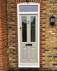 Door Top Light Our Douglas Style Door With Top Light Finished With A