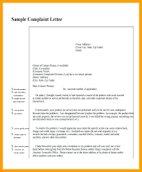 formal application format 6 formal legal letter format limos business complaint sample