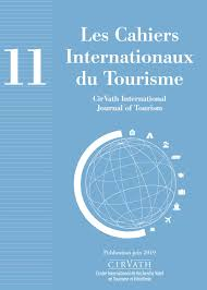 Cirvath International Journal Of Tourism 11 By Vatel Issuu