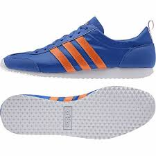 Adidas Tennis Shoes Size Chart Details About Adidas Vs Jog Aq1354 Running Shoes Athletic Sneakers Blue