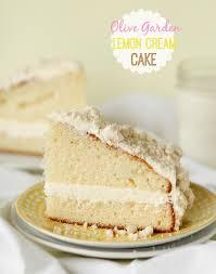 olive garden lemon cream cake confessions of a cookbook queen