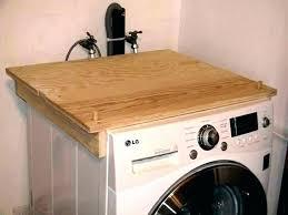 washer dryer pedestal stand platform pedestals we and diy dimensions