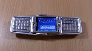 Nokia E70 Horizontal Incoming Call ...