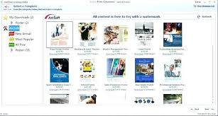 Brochure Maker Software Free Download Best Free Brochure Software Edmontonhomes Co