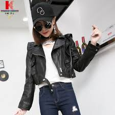 las leather jackets cropped las black leather jacket maroon cream navy leather ful best womens