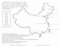 ancient chinese architecture worksheet. map of china ancient chinese architecture worksheet