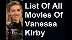 Vanessa Kirby Movies & TV Shows List ...