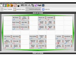 Online Random Seat Planner Generator App